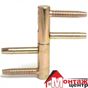 Петля HT-04AT/22  14*82 M8*40 zinc plated  В
